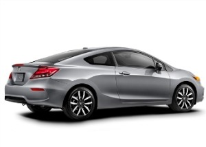 2014 Honda Civic 2-door coupe